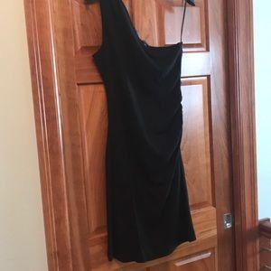 NWOT Banana Republic midi dress 14 tall